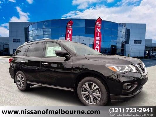 2020 Nissan Pathfinder Sv In Melbourne Fl Palm Bay Nissan Pathfinder Nissan Of Melbourne